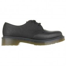 Dr. Martens Black Greasy 1461