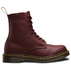Dr. Martens Pascal Virginia Cherry Red