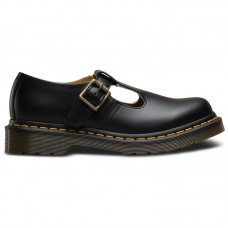Dr. Martens Polley Smooth Black