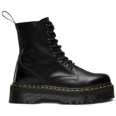 Dr.Martens Jadon Black Polished Smooth