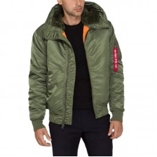 Alpha Industries MA-1 Hooded striukė