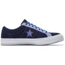 Converse One Star Ox Colorblock Suede - Converse batai