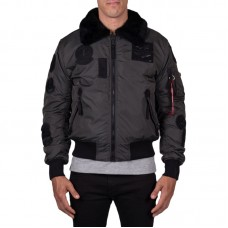 Alpha Industries Injector III Patch Bomber striukė - Striukės