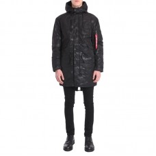 Alpha Industries Hooded Fishtail CW Field striukė - Striukės