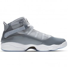 Jordan 6 Rings Cool Grey