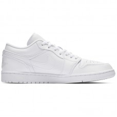 Jordan 1 Low All White