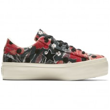 Converse Wmns One Star Platform Dots Ox