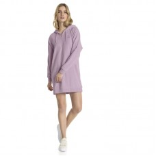 Puma Wmns Downtown Long Sleeve Hooded suknelė