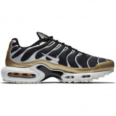Nike Wmns Air Max Plus Metallic Pack Black Gold - Nike Air Max batai