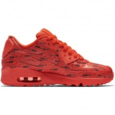 Nike Air Max 90 Se Leather GS - Nike Air Max batai