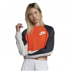 Nike Wmns NSW Cropped džemperis - Džemperiai