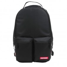 Sprayground Double Cargo Side Shark Black kuprinė - Kuprinės