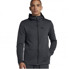 Nike Therma Flex Showtime Full Zip Basketball Hoodie džemperis - Džemperiai