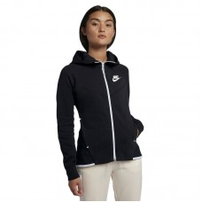 Nike Wmns NSW Tech Fleece Windrunner Full Zip džemperis - Džemperiai