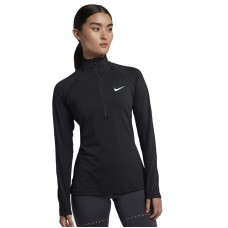 Nike Wmns Pro Warm Training Long Sleeve Half Zip džemperis