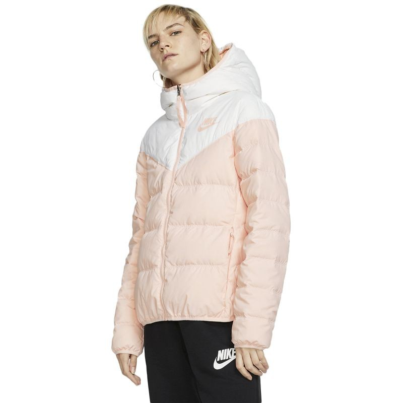 Nike Wmns Sportswear Windrunner Down-Fill Reversible Jacket - Striukės