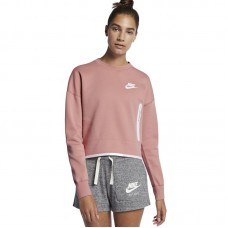 Nike Wmns Tech Fleece Crew džemperis - Džemperiai