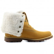 Timberland 6 Inch Waterproof Shearling Junior