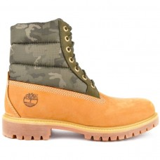 Timberland 6 Inch Premium Contrast Boots