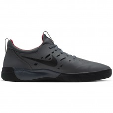 Nike SB Nyjah Free Dark Grey Gym Red Black