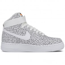 Nike Wmns Air Force 1 High LX Just Do It