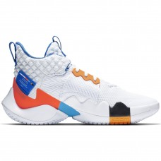 Jordan Why Not Zer0.2 Russell Westbrook OKC Home