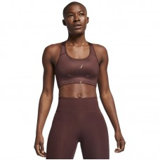 Nike Wmns Swoosh Medium Support Printed Sports liemenėlė