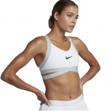 Nike Wmns Performance Indy Logo Light Support sportinė liemenėlė