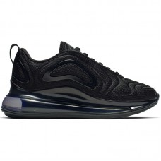 Nike Air Max 720 GS Triple Black - Nike Air Max batai