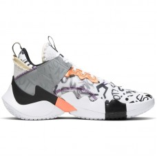 Nike Air Jordan Why Not Zer0.2 SE Russell Westbrook Orange Puls
