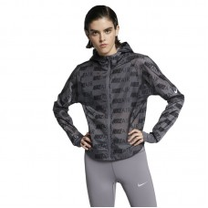 Nike Wmns Air Hooded Running Jacket - Striukės