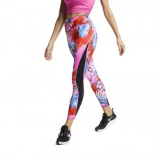 Nike Wmns One Printed 7/8 Training leginsai - Timpos