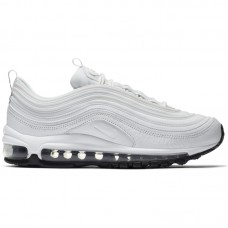 Nike Wmns Air Max 97 Leather Summit White - Laisvalaikio batai