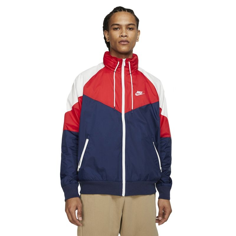 Nike Sportswear Windrunner Packable Hood Windbreaker Jacket - Striukės