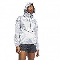 Nike Wmns Hooded Running plona striukė