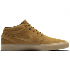 Nike SB Zoom Stefan Janoski Mid RM Wheat Light Brown