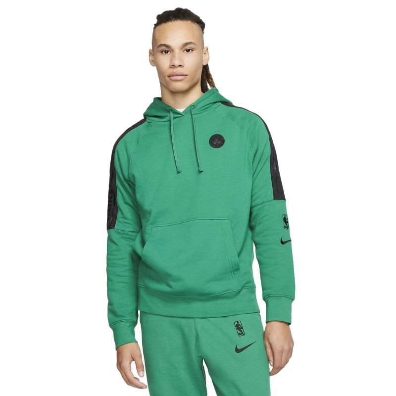 Nike NBA Boston Celtics Courtside PO Hoody džemperis - Džemperiai