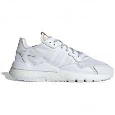 adidas Originals Nite Jogger Boost Triple White