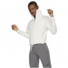 Nike Wmns Pro Fleece Cropped džemperis - Džemperiai