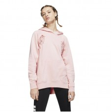 Nike Wmns Nsw Esseential Tie Fleece Hoodie - Džemperiai