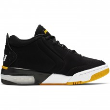 Air Jordan Big Fund GS Black University Gold - Laisvalaikio batai