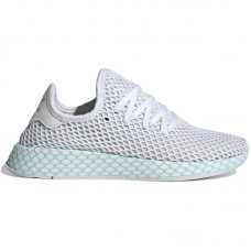 adidas Originals WMNS Deerupt Runner Grey Red