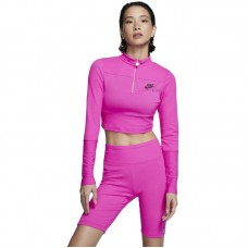 Nike Wmns Air Ribbed Long-Sleeve džemperis - Džemperiai