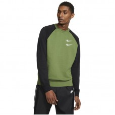 Nike Sportswear Swoosh French Terry Crewneck džemperis