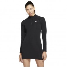 Nike Wmns Sportswear Long-Sleeve Dress - Suknelės