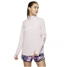 Nike Wmns 1/4-Zip Running Crewneck džemperis - Džemperiai