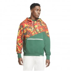 Nike Throwback Lithuania Basketball Hoodie džemperis - Džemperiai