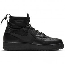 Nike Air Force 1 High Winter Gore-Tex Triple Black - Laisvalaikio batai