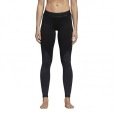 adidas Wmns Alphaskin Sport Long Crew Climawarm Tights - Timpos