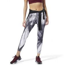 Reebok Wmns Lux Bold 7/8 Chalked Movement Tights - Timpos